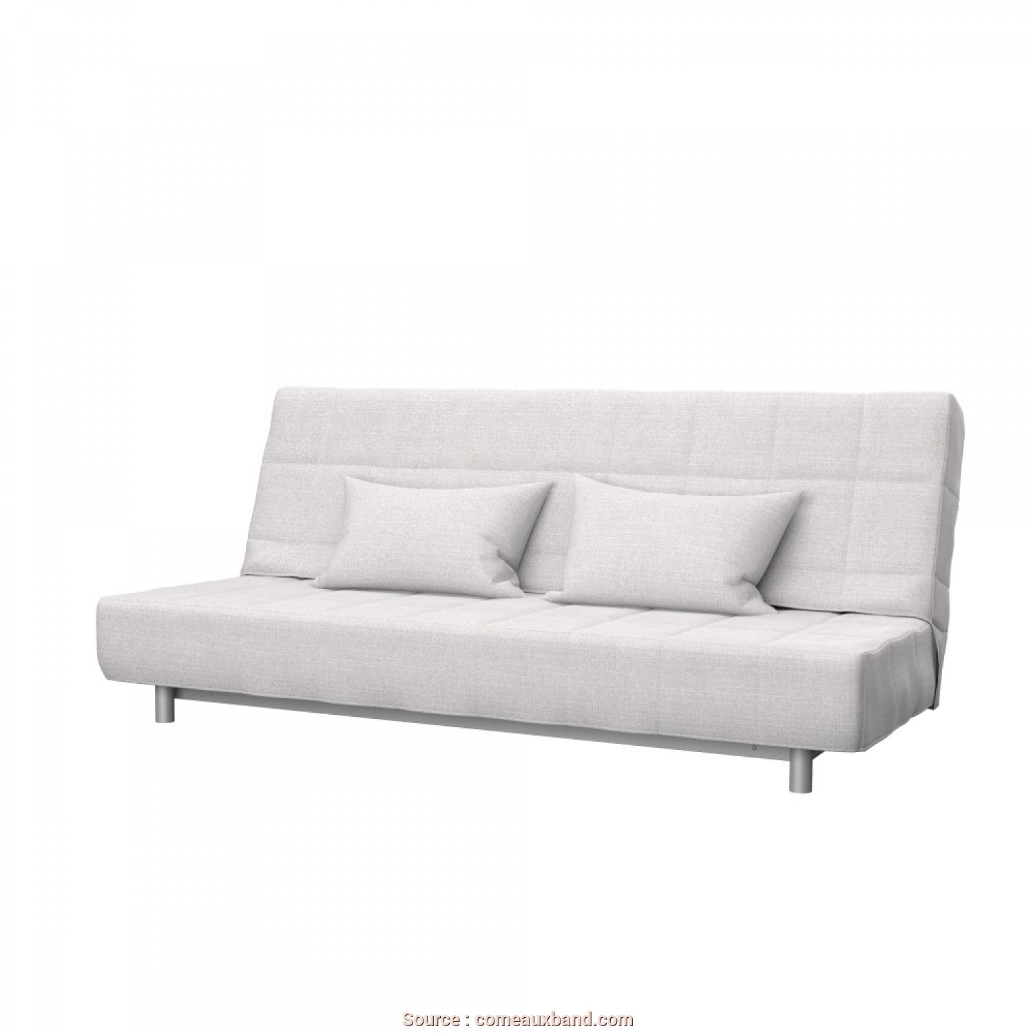Futon Ikea Fr, Magnifico IKEA BEDDINGE 3 Seat Sofa, Cover Soferia Beautiful Sofa, In White With, Pillows Fr Your Living Room Futon Ikea Beddinge