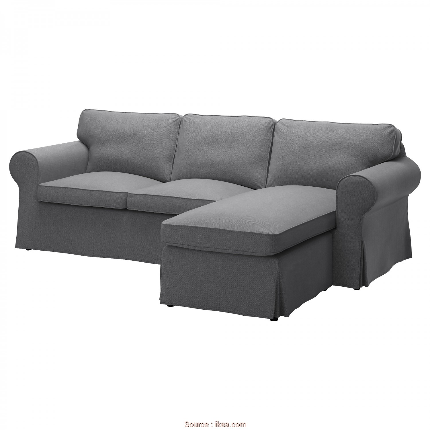 Futon Ikea Lyon, Freddo IKEA EKTORP 3-Seat Sofa 10 Year Guarantee. Read About, Terms In The