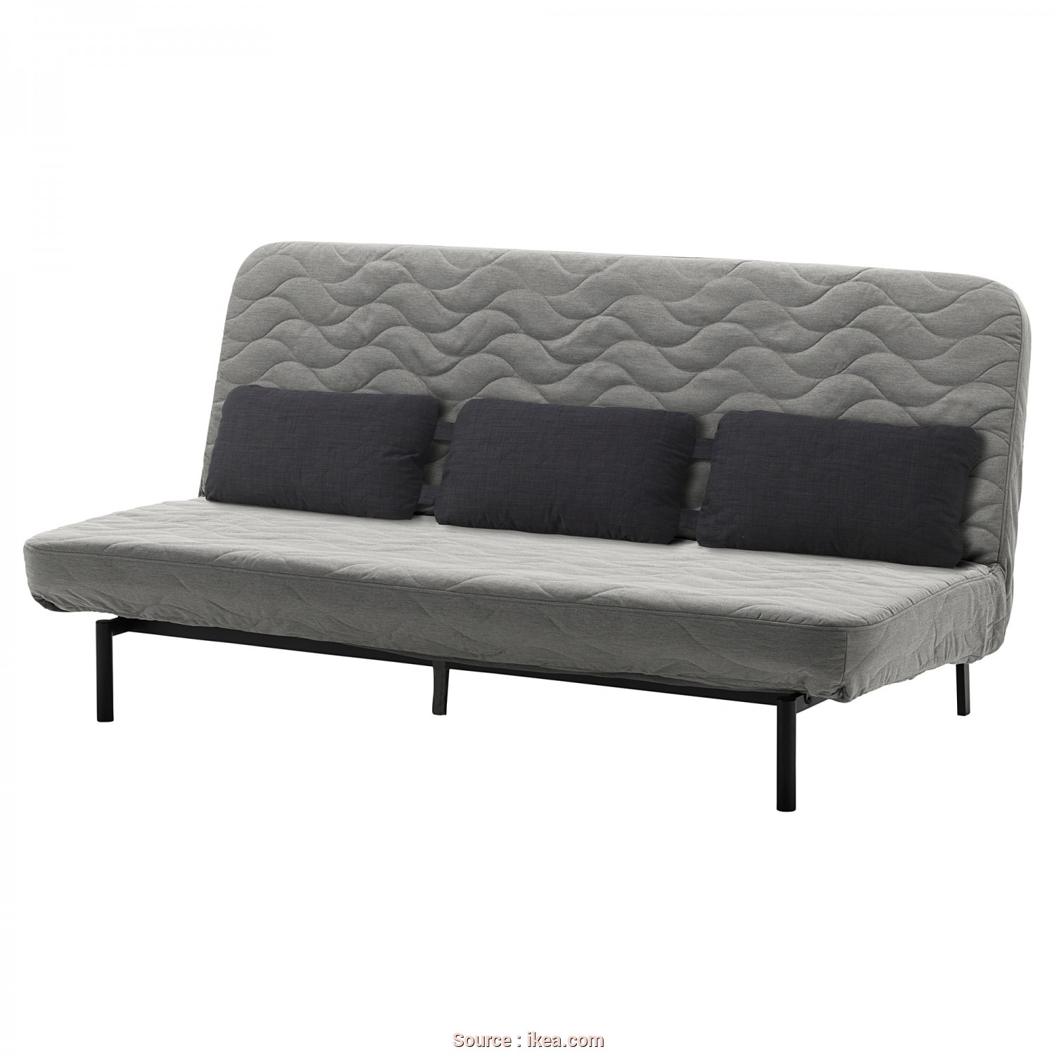 Futon Ikea Uk, Deale IKEA NYHAMN Sofa-Bed With Triple Cushion