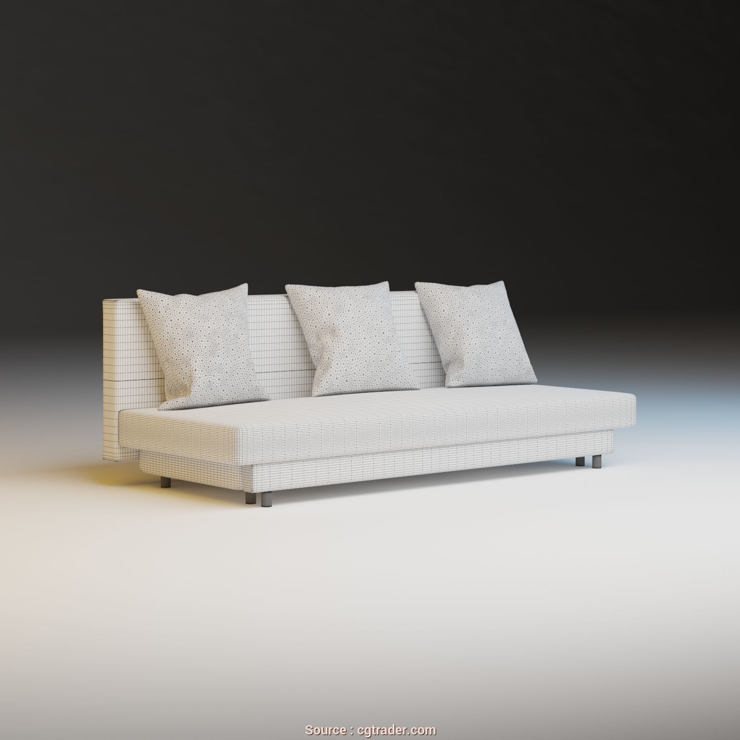 Ikea Asarum Sofa Review, Eccezionale ... Ikea, Asarum Sofa 3D Model, Obj, 3Ds, 2