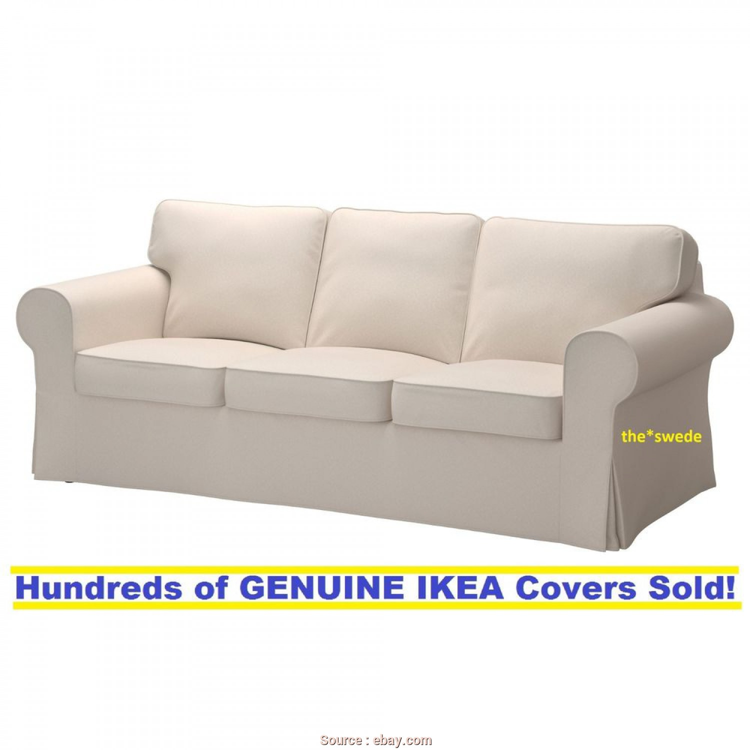 Ikea Backabro Garantie, Ideale Details About Ikea EKTORP Three, Seat Sofa Slipcover Cover LOFALLET BEIGE New! SEALED