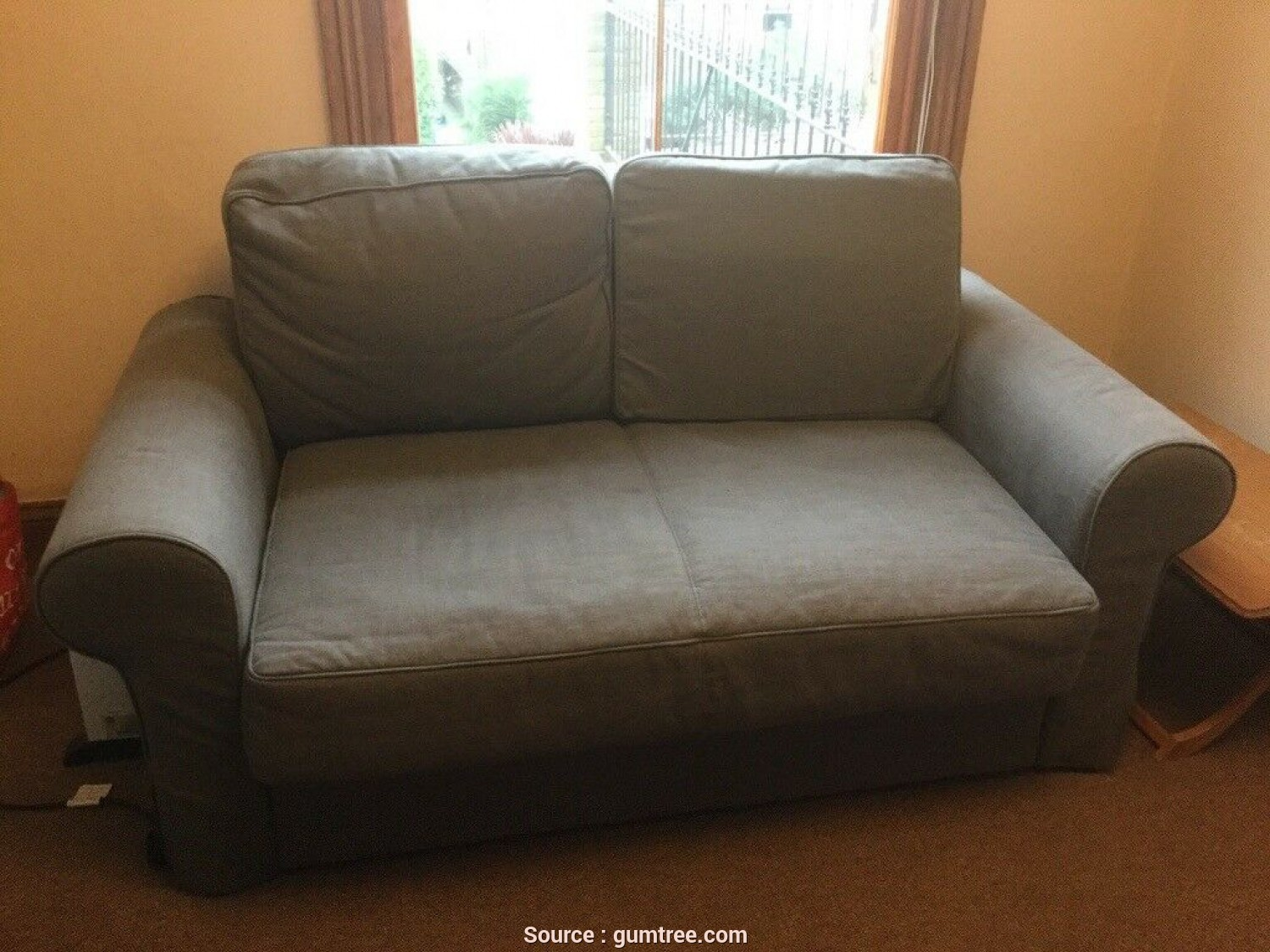 Ikea Backabro Gumtree, Eccezionale Sofa,, IKEA BACKABRO, Grey, In Ramsgate, Kent, Gumtree