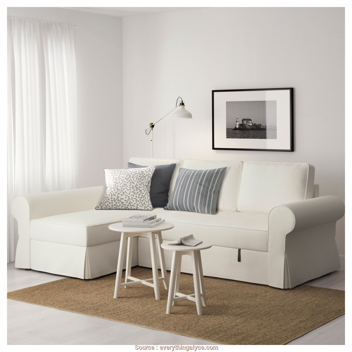 Ikea Backabro Reviews, Maestoso Holmsund Sofa, Review Awesome Ikea Backabro Sofa, With Chaise Longue Cabin