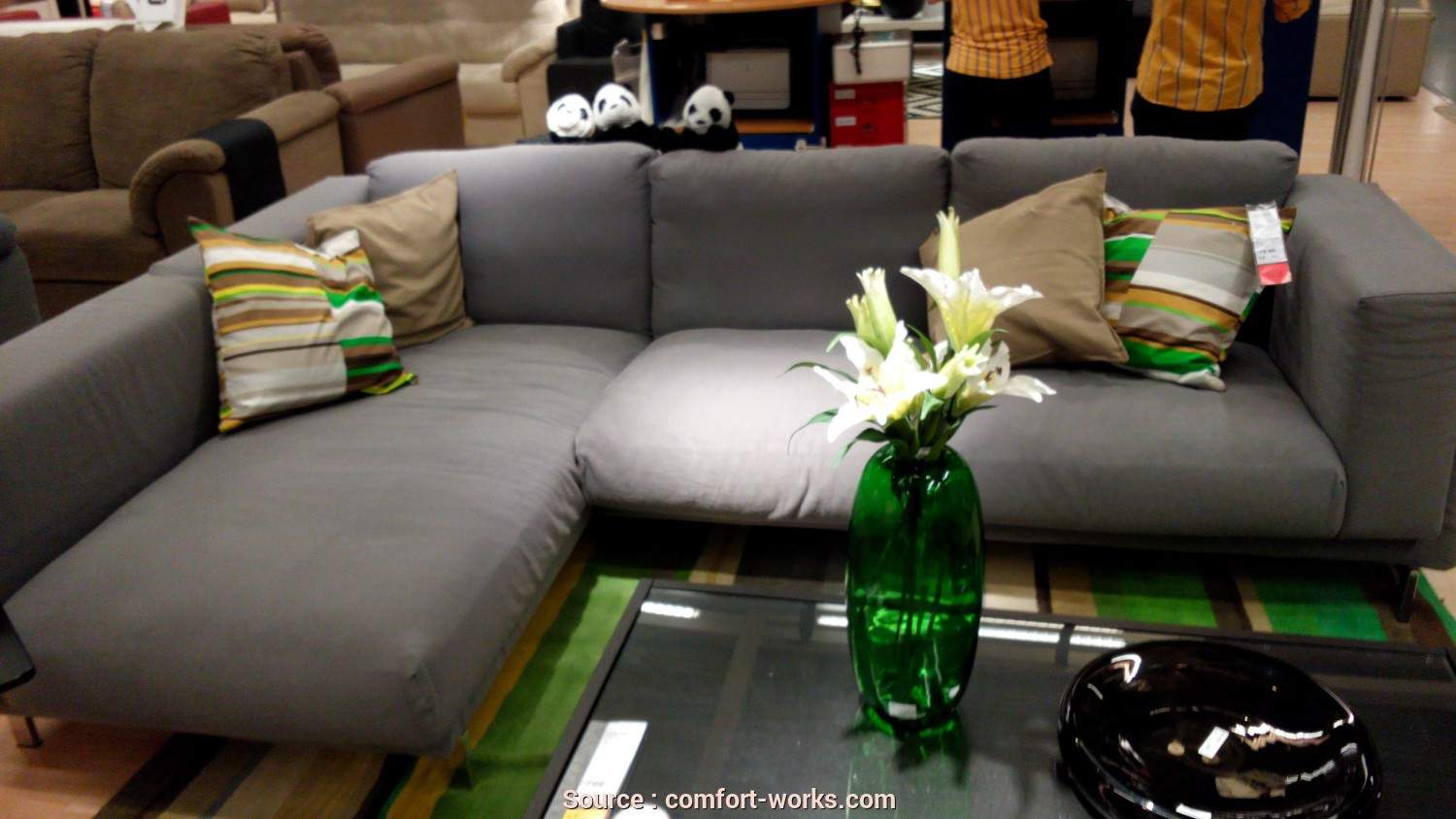 Ikea Backabro Sofa Review, Freddo IKEA Nockeby Sofa Review -, IKEA Couch Series, 2014