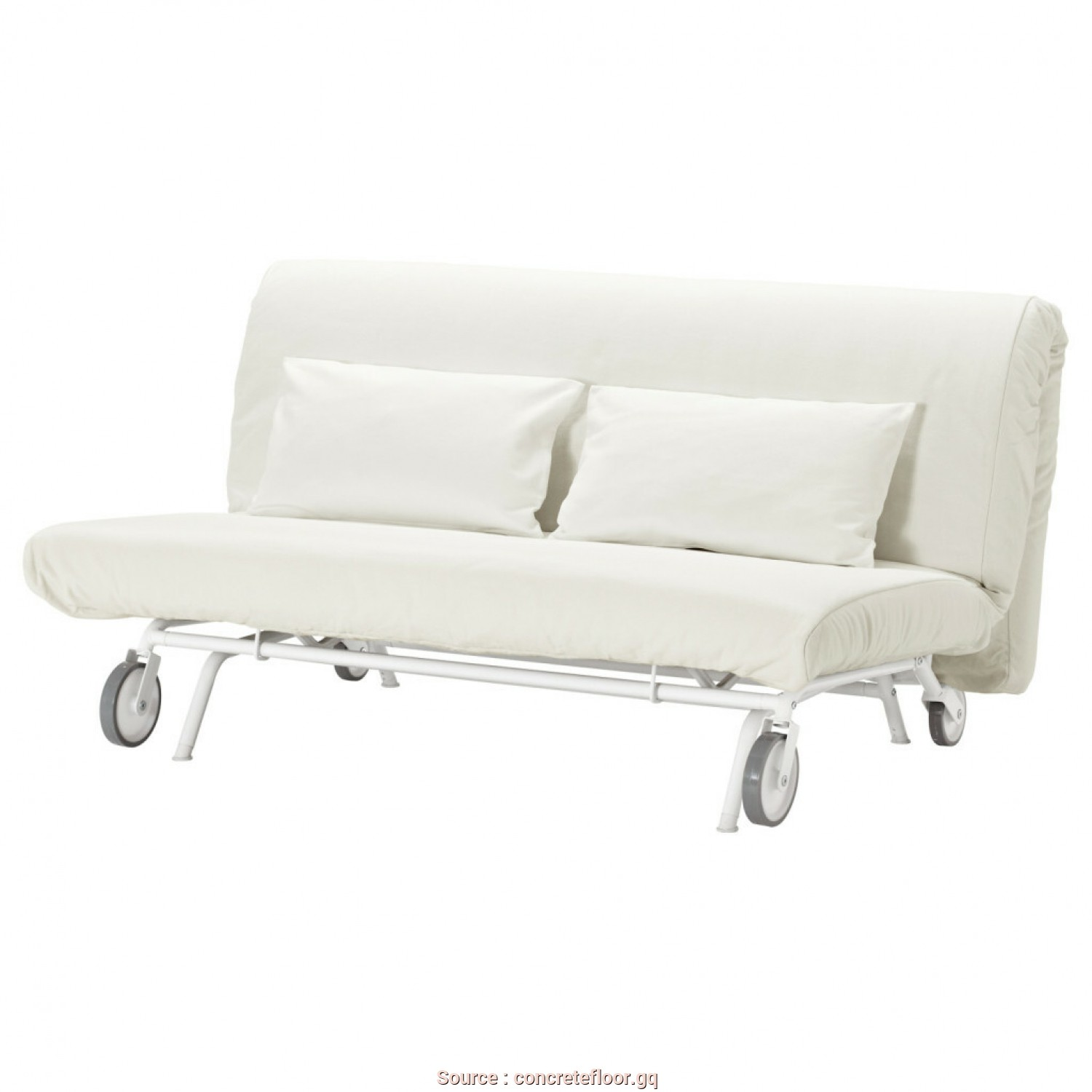 Ikea Canape Convertible Asarum, Loveable Ikea Convertible 2 Places, Concretefloor.Gq