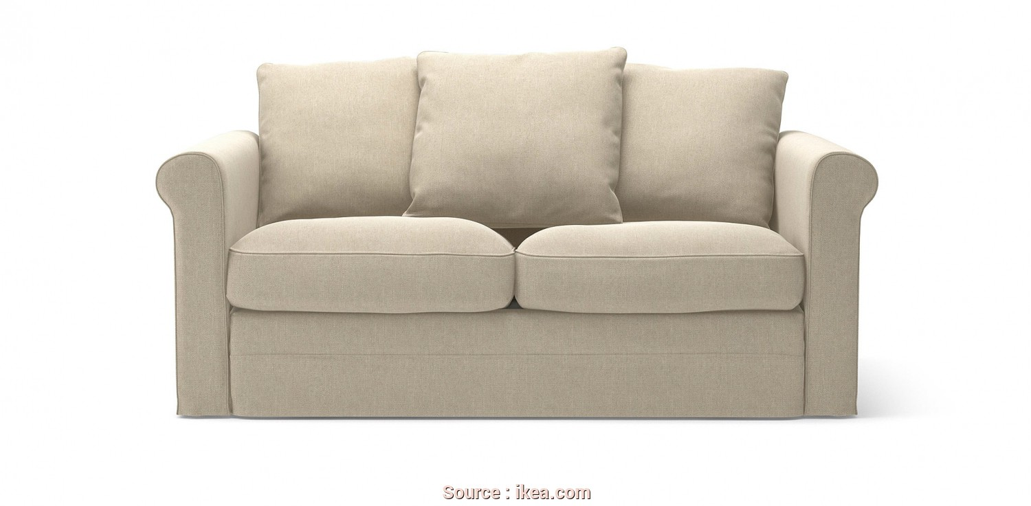 Ikea Divano 2 Posti Knopparp, Deale With Loose Cushions That, You Find A Most Comfortable Position, This GRÖNLID Sofa Sits