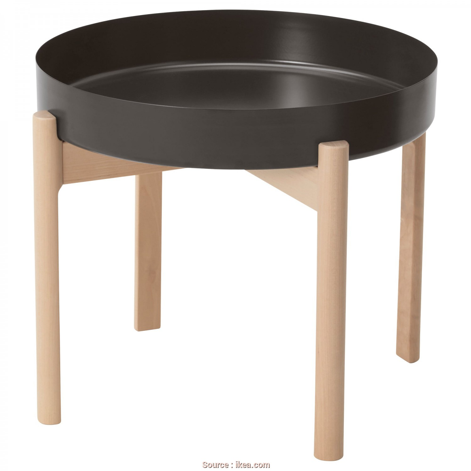 Ikea Divano Ypperlig, Incredibile IKEA YPPERLIG Coffee Table Solid Birch Is A Hard-Wearing Natural Material