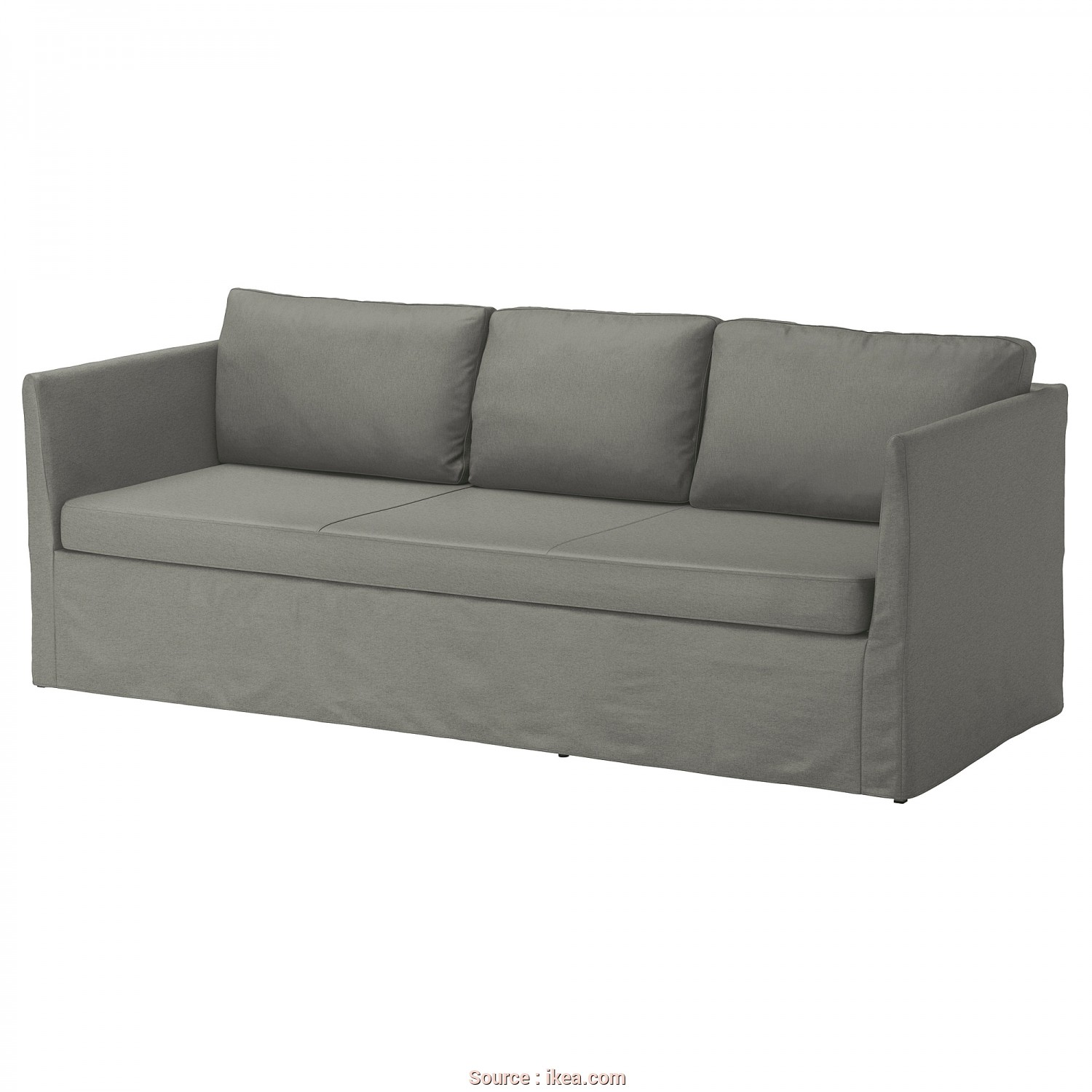 Ikea Klippan 3 Seater Sofa Covers, Costoso IKEA BRÅTHULT 3-Seat Sofa, Sit Comfortably Thanks To, Resilient Foam, Springy