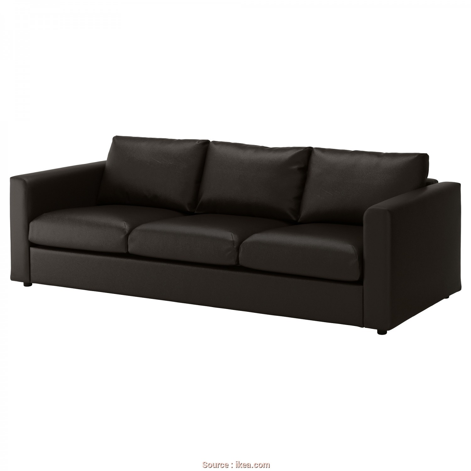 Ikea Klippan 3 Seater Sofa Dimensions, Divertente IKEA VIMLE 3-Seat Sofa, Cover Is Easy To Keep Clean As It Can