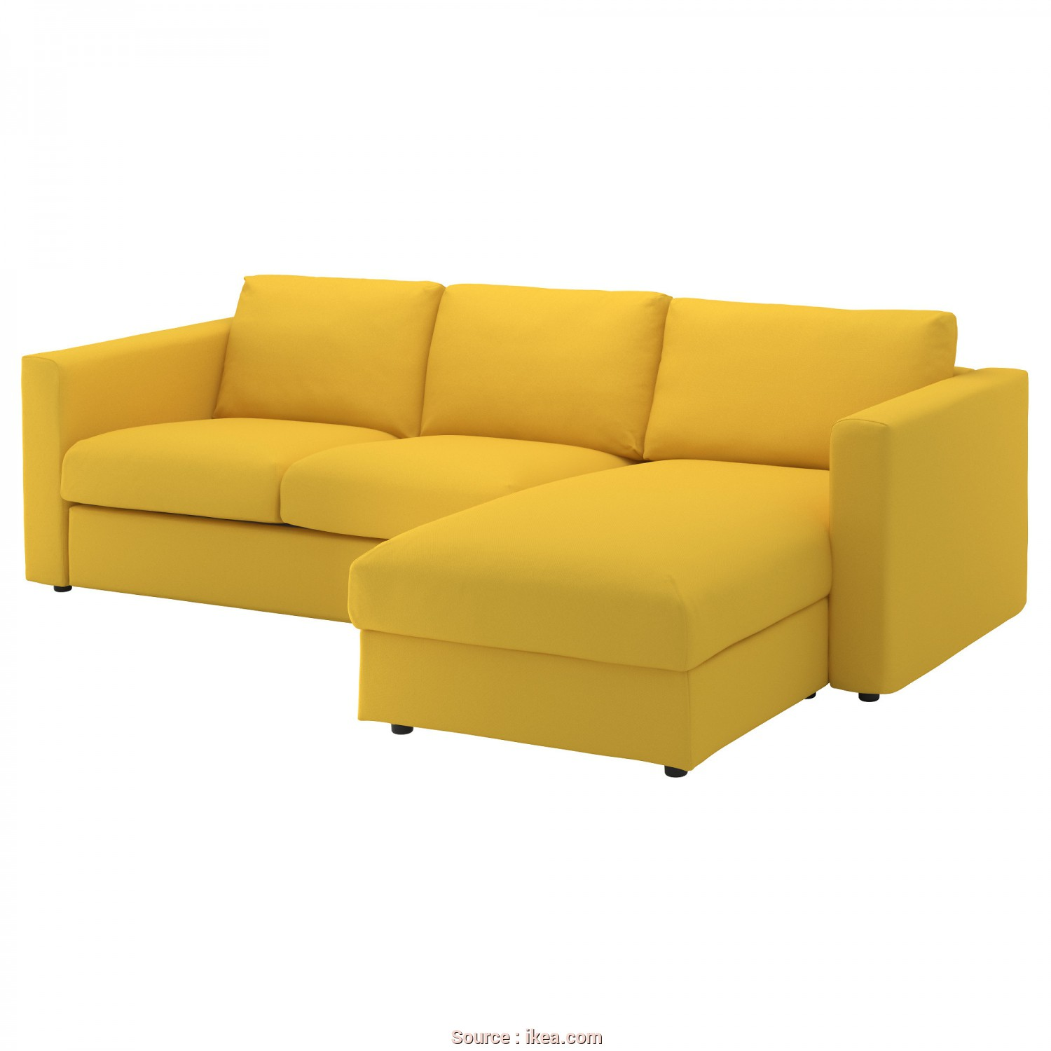 Ikea Klippan 3 Seater Sofa Dimensions, Costoso IKEA VIMLE 3-Seat Sofa, Cover Is Easy To Keep Clean Since It Is