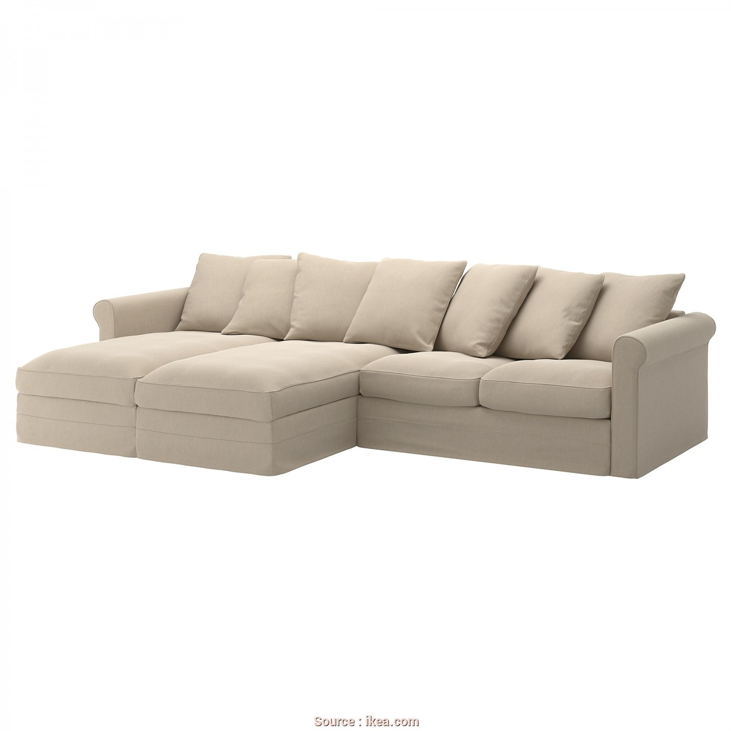Ikea Klippan 4 Seater Sofa Uk, Locale IKEA GRÖNLID 4-Seat Sofa, Cover Is Easy To Keep Clean Since It Is