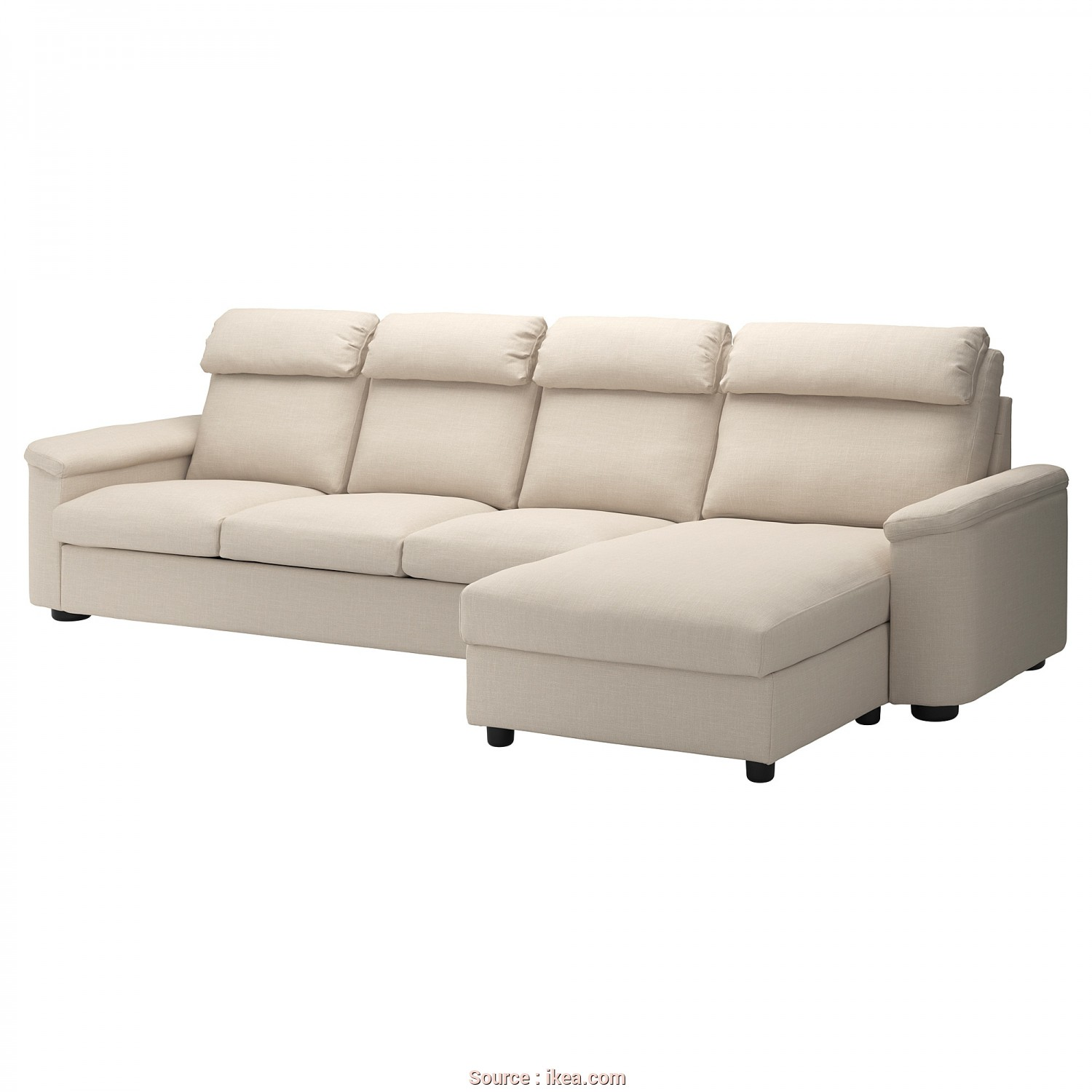 Ikea Klippan 4 Seater Sofa Uk, Originale IKEA LIDHULT 4-Seat Sofa, Cover Is Easy To Keep Clean Since It Is