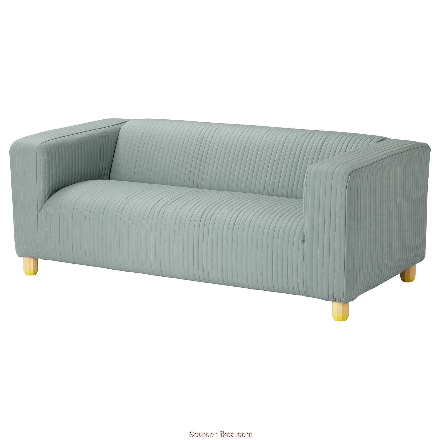 Ikea Klippan Covers Uk, Eccezionale KLIPPAN Cover Two-Seat Sofa Lyckebyn Dark Grey, IKEA
