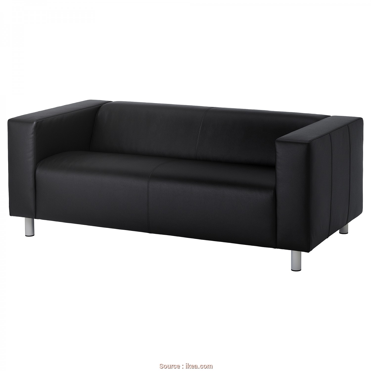 Ikea Klippan, Leather Sofa, Deale IKEA KLIPPAN 2-Seat Sofa 10 Year Guarantee. Read About, Terms In The