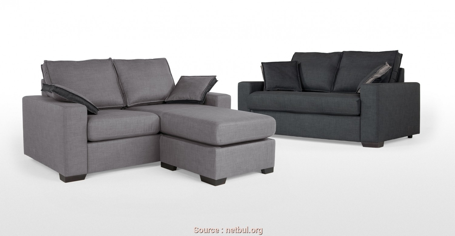 Ikea Vilasund 2, Freddo Hugo 4 In 1 Chaise Sofa, Aston Grey Made, A 2 Seater With Interchangeable