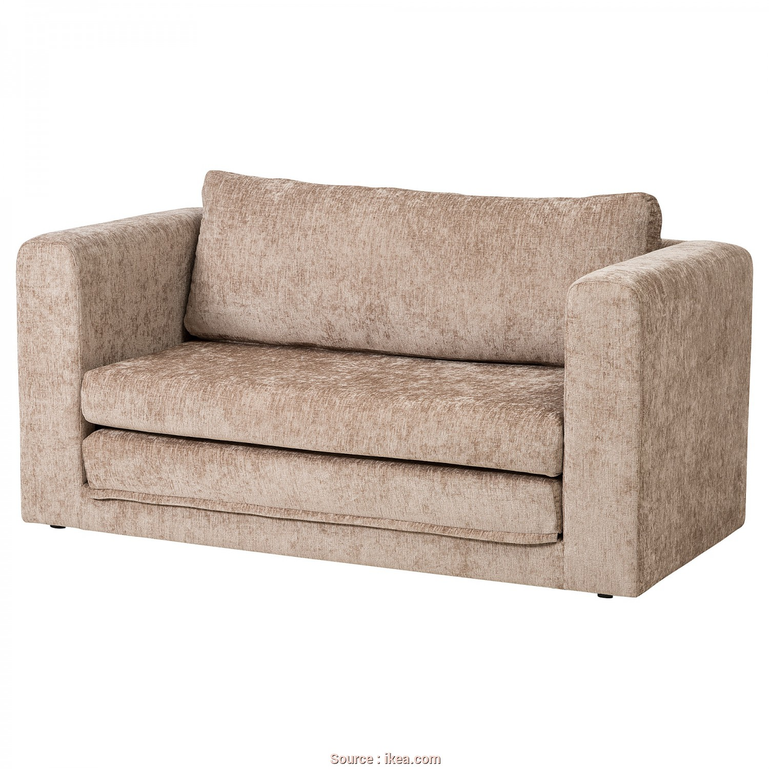 Ikea Vilasund 2Er, Eccezionale IKEA ASKEBY 2-Seat Sofa-Bed Readily Converts Into A Bed