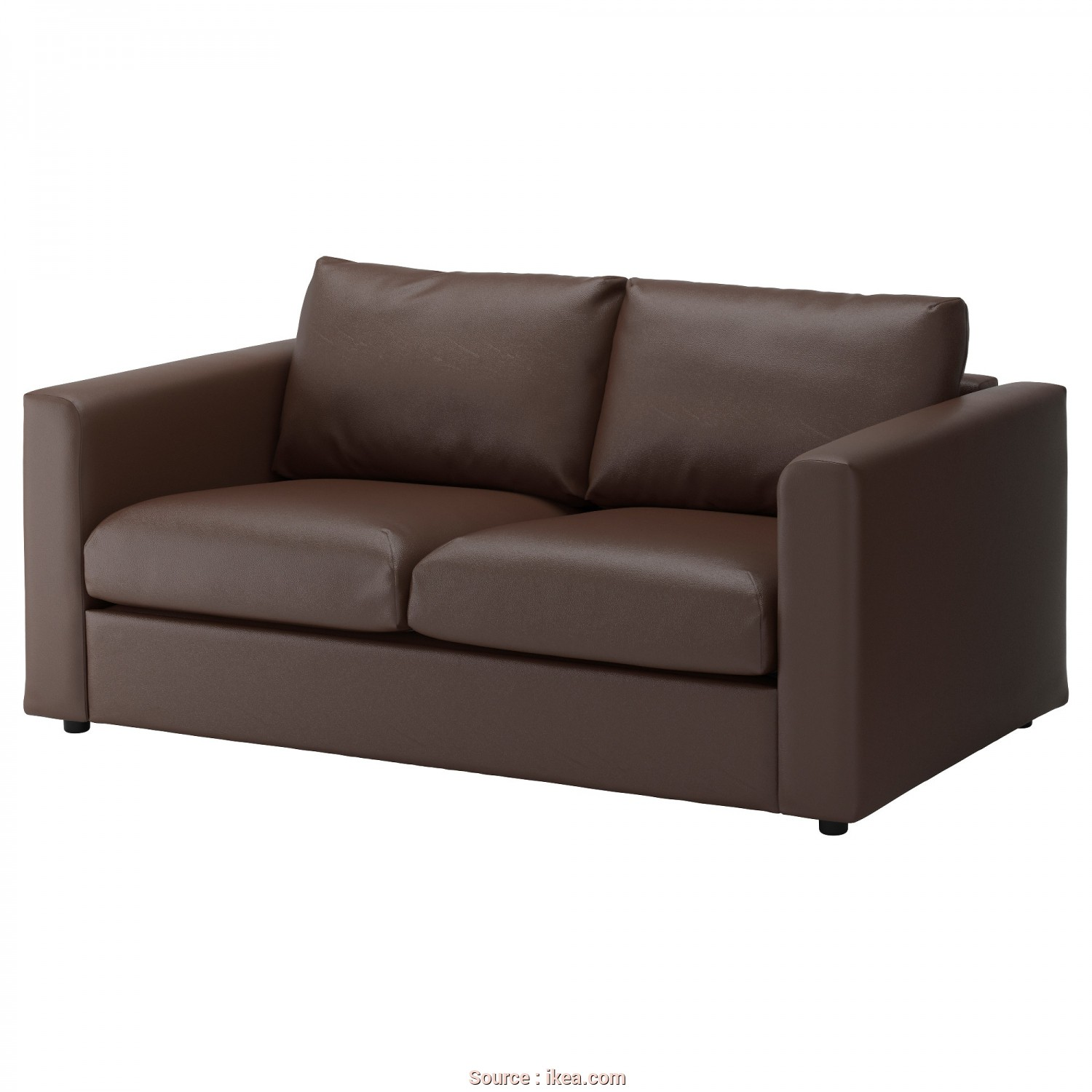 Klippan Ikea Leather, Locale IKEA VIMLE 2-Seat Sofa, Cover Is Easy To Keep Clean As It Can