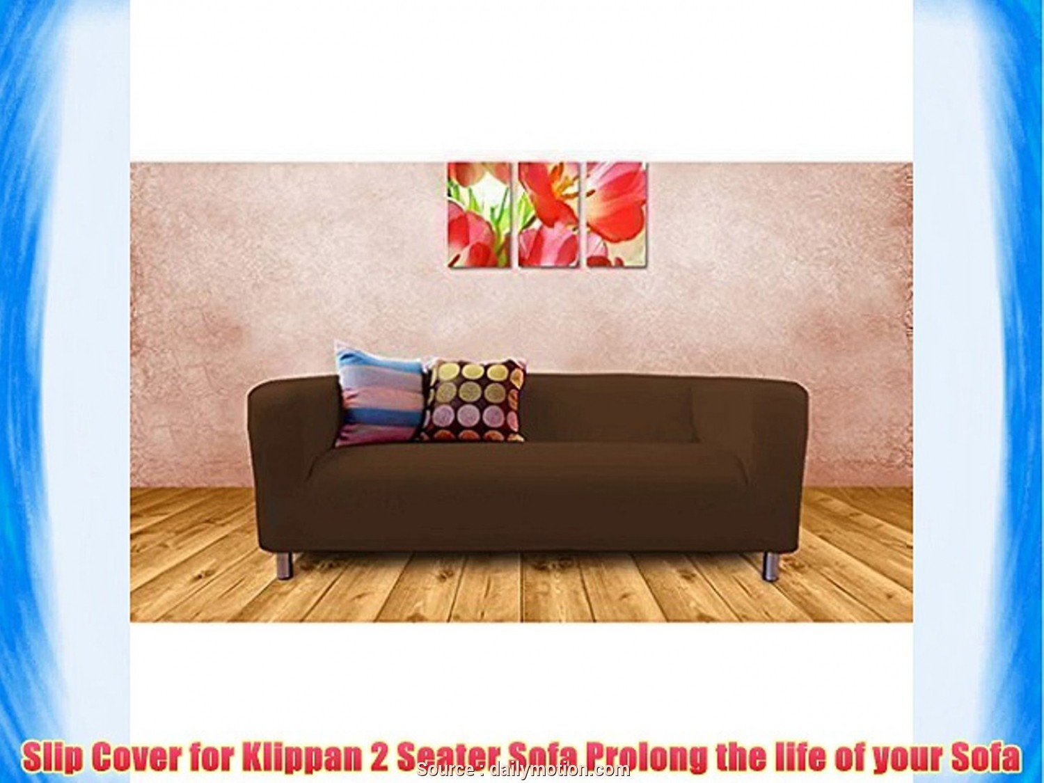 Klippan Ikea Malaysia, Amabile Ikea Klippan 2 Seater Sofa Replacement Slip Cover Chocolate, Video Dailymotion