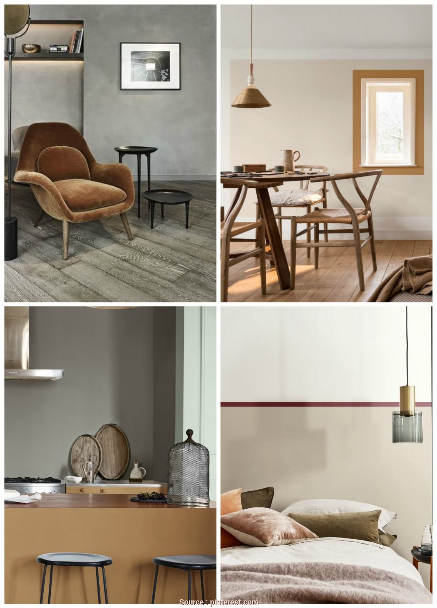 La Tazzina, Pinterest, Ideale Color Futures 2019: Spiced Honey, La Tazzina Blu, Home