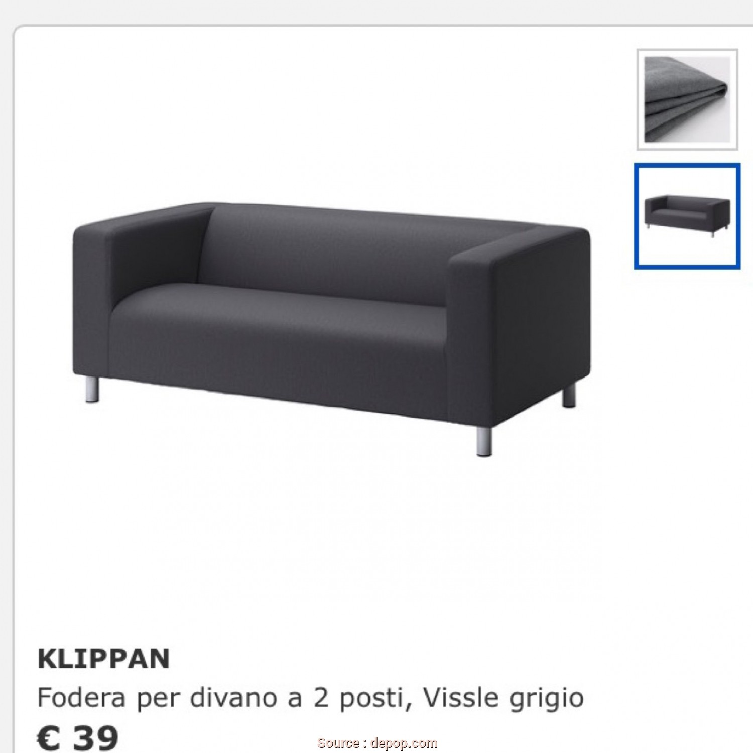 Lavare Fodera Divano Ikea, Bellissima Listed On Depop By Isabella09