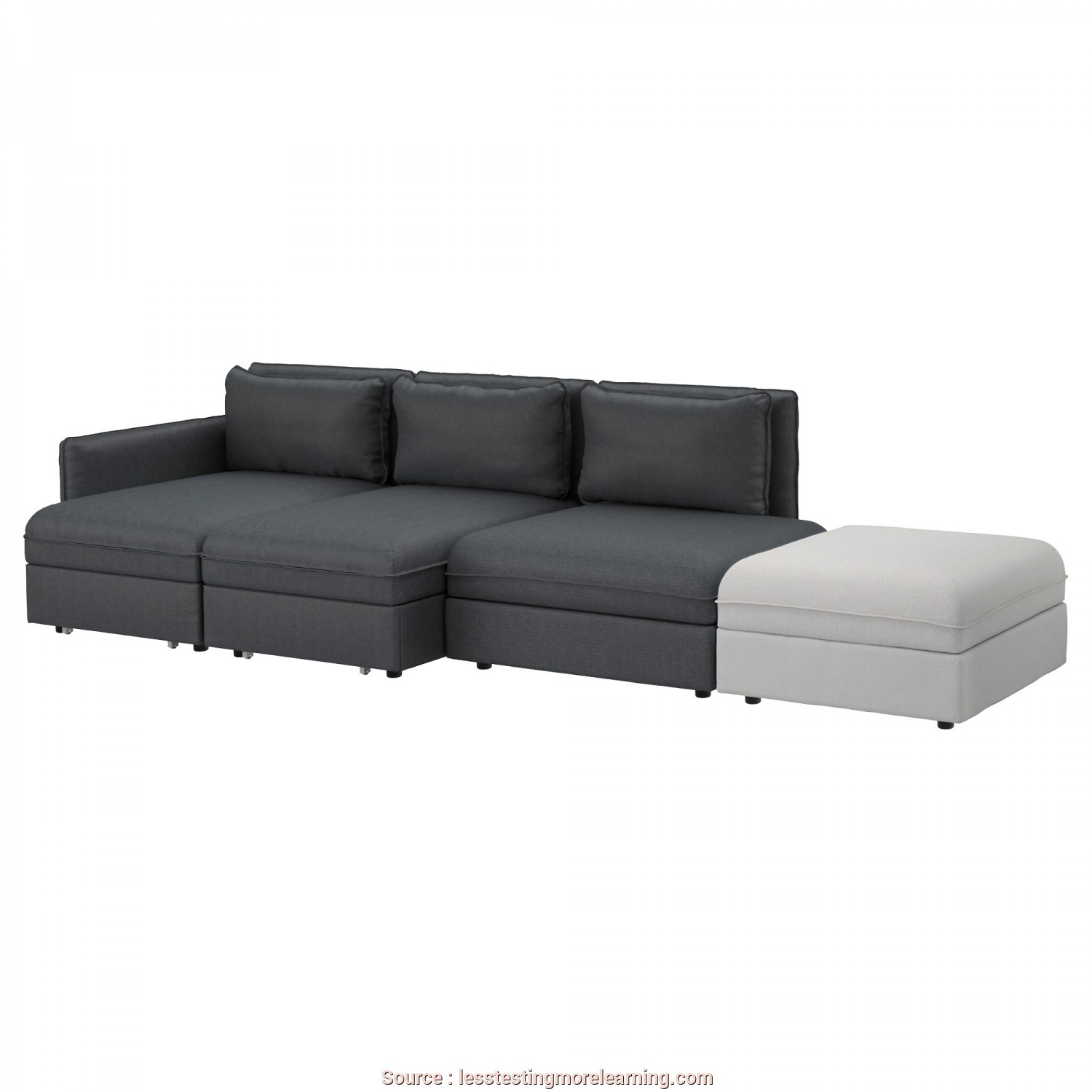 Leather Futon Ikea, Ideale Furniture: Sleeper Chair Ikea With Different Styles, Fabrics To