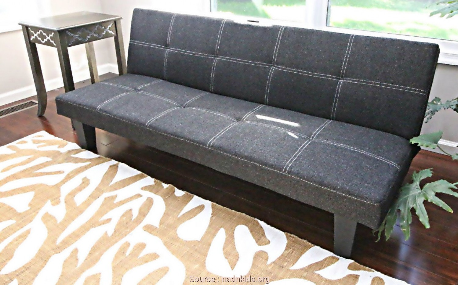 Leather Futon Ikea, Originale Living Room: Flawless Convertible Sectional Sofa, For Luxurious
