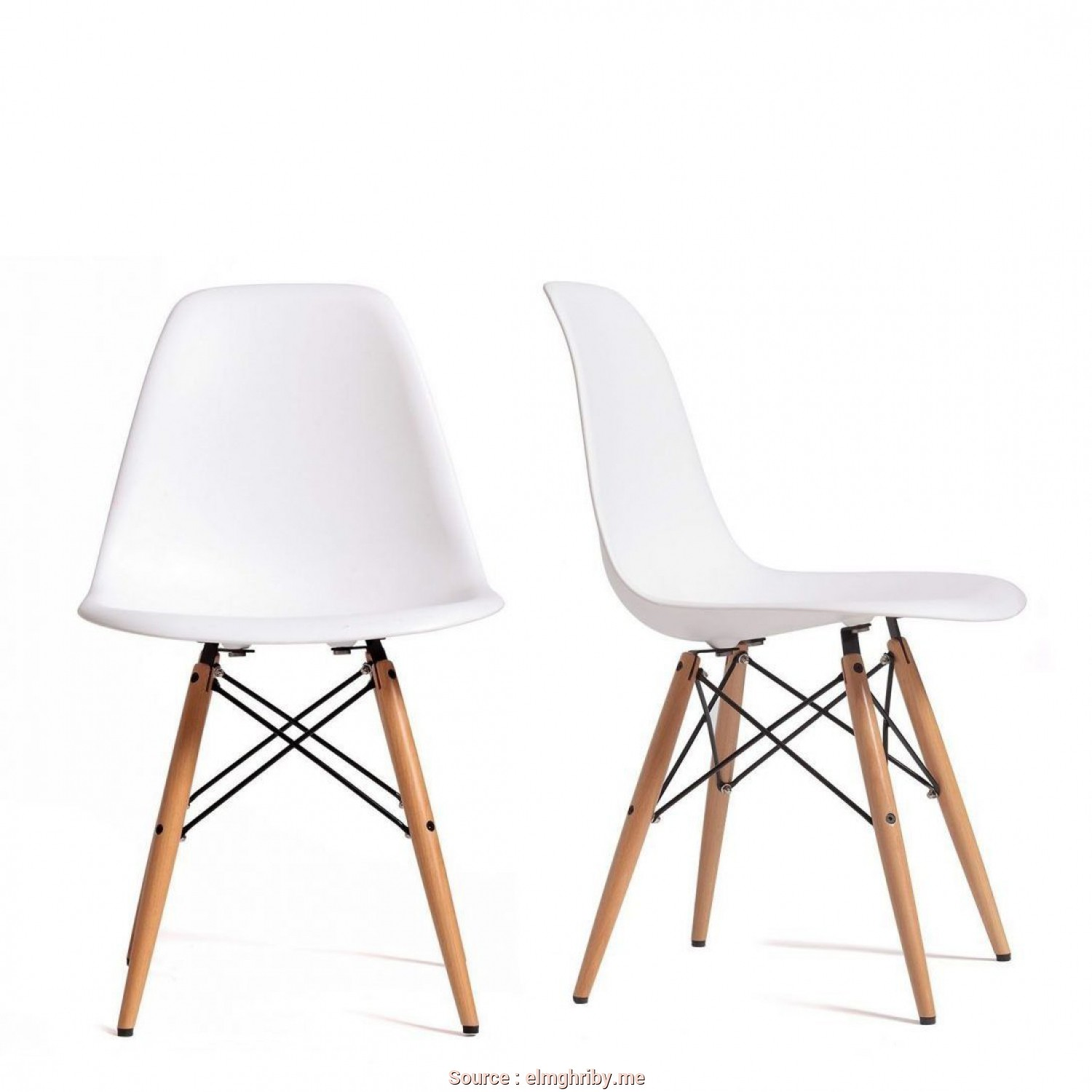Completare 6 poltroncine bianche ikea jake vintage for Ikea sedie bianche