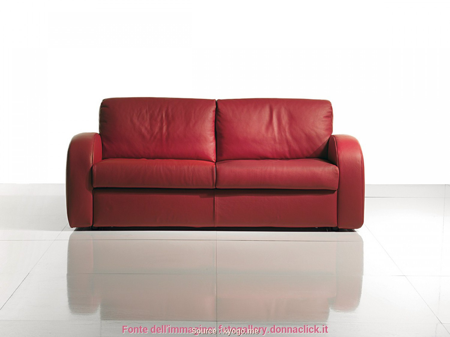 Casuale 4 Poltrone Sofa Divani In Pelle