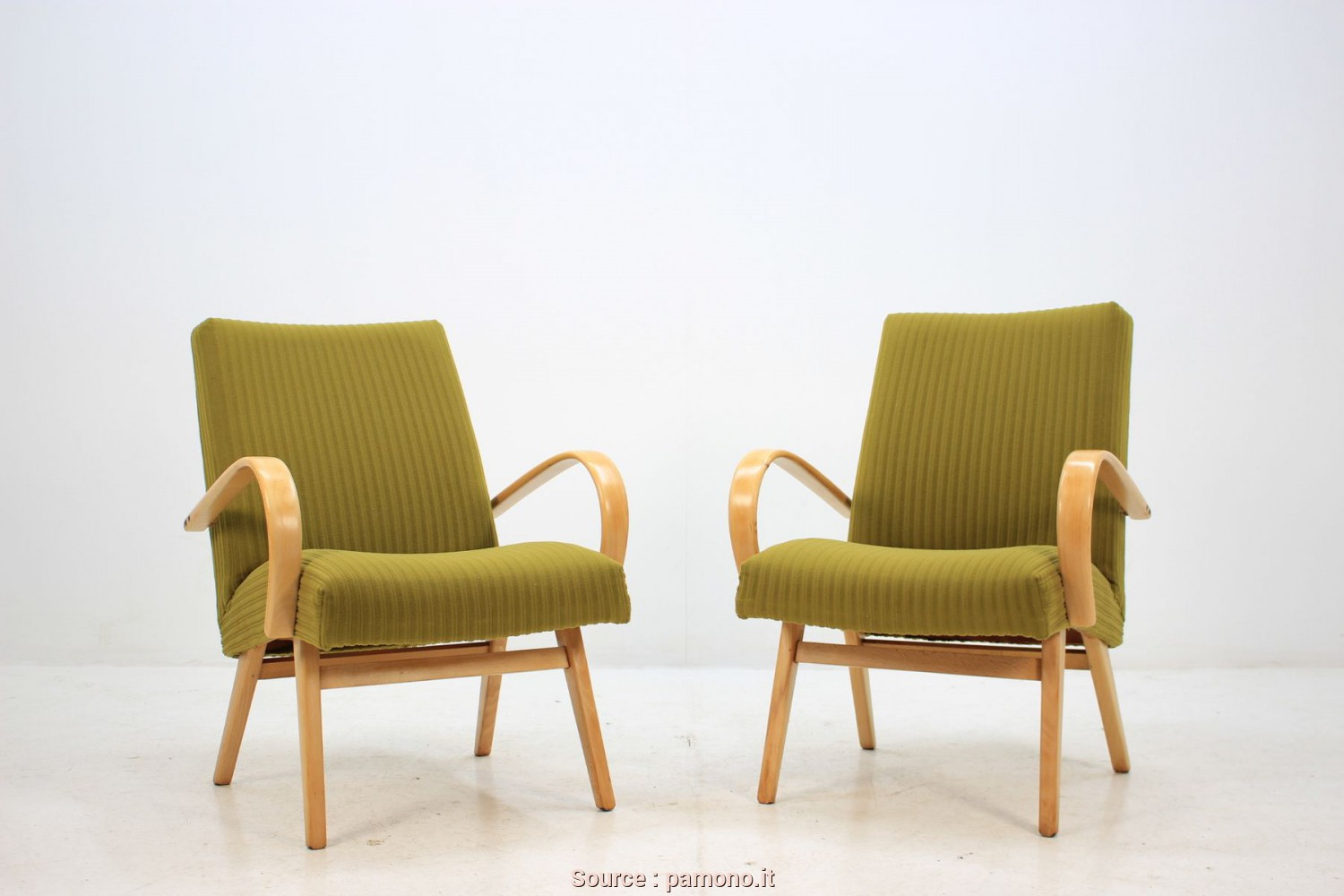Poltrone Vintage Design, Loveable Poltrone Vintage In Quercia Di Thonet, Anni