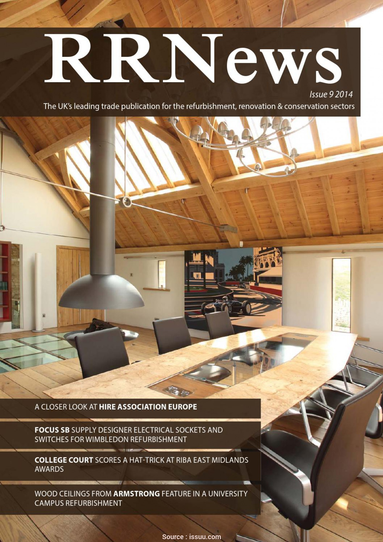 Sb Salotti Apollo, Favoloso Refurb Renovation News, Issue, 2014