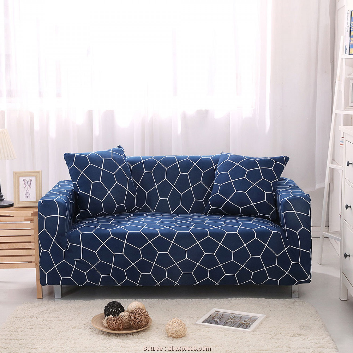 S&G Copridivano, Minimalista US $6.11, OFF|Leopard/Plaid Pattern Sofa Cover Slip Resistant Sofa Slipcover Couch Cover Sectional Sofa Covers, Living Room Copridivano 1PC-In