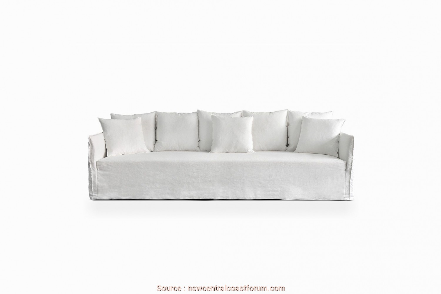 Subito.It Divano Gervasoni, Sbalorditivo Divano Ghost Gervasoni Fresco, Deep Sofa With Arms From, House
