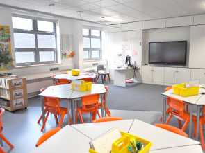9 Molteni Lettings, Casuale Classroom Showing Teaching Wall