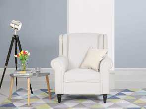 Amazon Plaid, Divano, Bella Amazon.Com: Classic Scroll, Linen Fabric Accent Chair, Living Room Armchair With Nailheads (Ivory): Kitchen & Dining