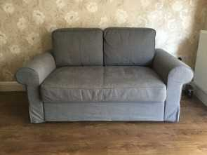 Backabro Ikea, Casuale Backabro, Seat Sofa, Ikea Nordvalla Dark Grey