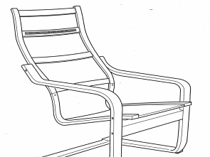 Beddinge Ikea Manual, Costoso Ikea Poang Chair Assembly Instructions