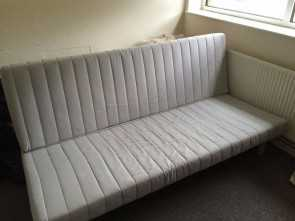Beddinge Ikea Notice, Esclusivo IKEA BEDDINGE MURBO Three-Seat Sofa-Bed (Excellent Condition) REDUCED!!!!, In Drighlington, West Yorkshire, Gumtree