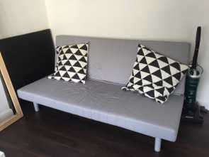 Beddinge Ikea Nyhamn, Maestoso IKEA NYHAMN 3-Seat Sofa-Bed (Used), In Archway, London, Gumtree