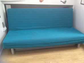 Beddinge Lovas Sofa, Ikea, Semplice Ikea Beddinge Lovas Sofa, Turquoise In Woodbridge Suffolk Gumtree