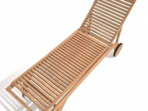 Bello 6 Chaise Longue, 3D