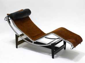 Chaise Longue Bloco Dwg, Bellissima Le Corbusier, Chaise Longue Chair In Cowhide At 1Stdibs