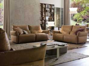 Chelsea Divano Chateau D'Ax Prezzo, Bello Divani Chateau D Ax Leather Sofa Home, Textiles