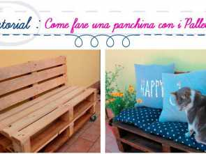 come costruire una panchina con i pallet TUTORIAL : Come fare, panchina, i Pallet (, PALLET SOFA PROJECT ) Modesto 4 Come Costruire, Panchina, I Pallet