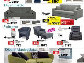 conforama divani 2 posti Conforama 29set by best of volantinoweb, issuu Favoloso 5 Conforama Divani 2 Posti