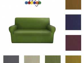 copridivano 2 posti amazon Euroricami Viterbo Sofa armchair Stretch My Colors Copridivano 2 Posti, 110 a, cm): Amazon.co.uk: Kitchen & Home Completare 5 Copridivano 2 Posti Amazon