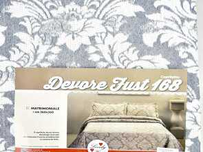 Copridivano Beige Amazon, Favoloso Amazon.Com: LovelyHome Bedspread, Light Curtain, Burn-Out Design Arabesque, Beige Pink Blue, Blue, Double: Home & Kitchen