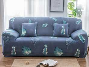 Copridivano Waterproof, Ideale US $11.39 |Stretch Sofa Cover Elastic Sofa Seat Cover Copridivano Slipcovers, Armchairs Sofa Covers, Living Room Couch Cover Sofa Set-In Sofa