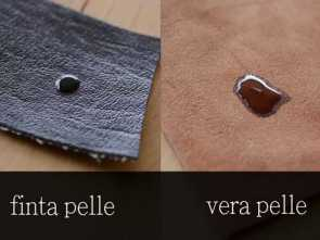 differenza tra divano pelle e ecopelle Differenze, finta pelle e vera pelle, Prova dell'acqua Completare 4 Differenza, Divano Pelle E Ecopelle