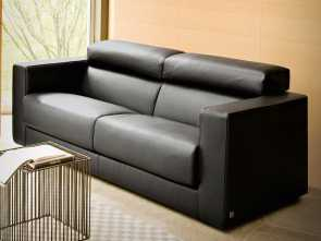 Divani Busnelli Ugo, Migliore Two-Seater Sofa With, Mechanism Of Relaxation Ugo, Busnelli
