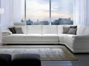 Divani Chateau D'Ax Festival, Ideale Sectionals, Living Room, Italmoda Furniture Store